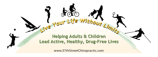 57th Street Chiropractic - Helping adults and children lead active healthy drug free lives!